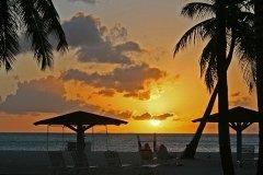 Antigua-Sunset