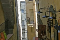 Castlesordo-Street-Sardinia
